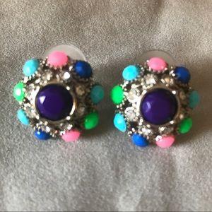 Kate Spade Colorful Ritz Earrings
